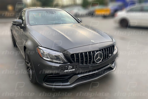Mercedes-Benz C-Class / C43 / C63 Coupe 2019-2020 rho-plate V2
