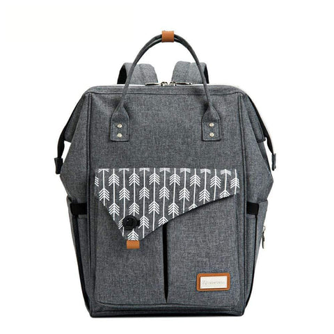 'Ella' Designer Nappy Bag Backpack