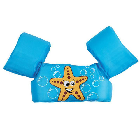 LittleRipples™ Children's Non-Inflatable Swim Vest with Arm Bands