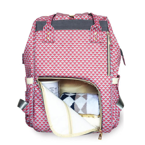 Stylish Diaper Bag Backpack