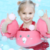 Image of Mambo WaterBabies™ Solid Non Inflatable Baby & Toddler Swimming Arm Bands
