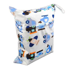 Waterproof Reusable Diaper Wet Bag