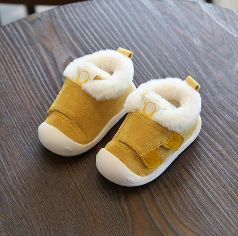SnuggleToes™ Winter Warmer Non Slip-Baby Boots