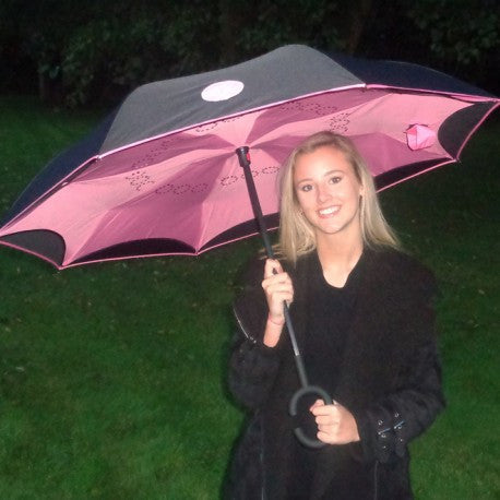 Genius Umbrellas. Why Brollies And Why Bridget?...