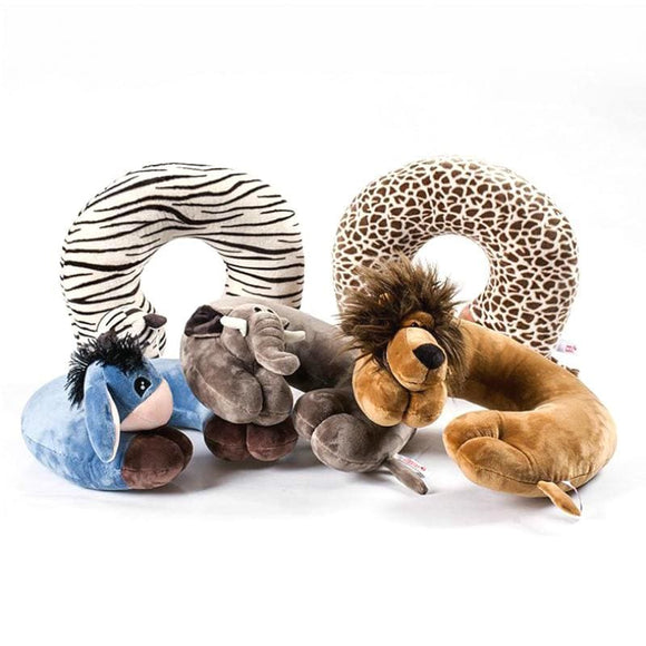 Animal U Shape Neck Pillow
