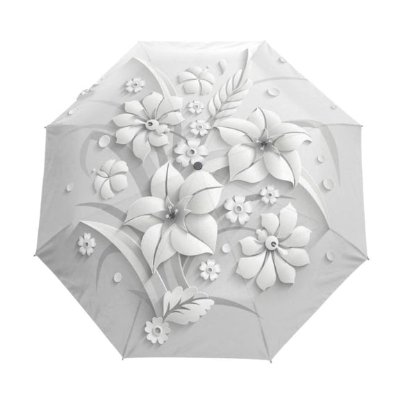 Artistic 3D Floral Umbrella - item10 / China