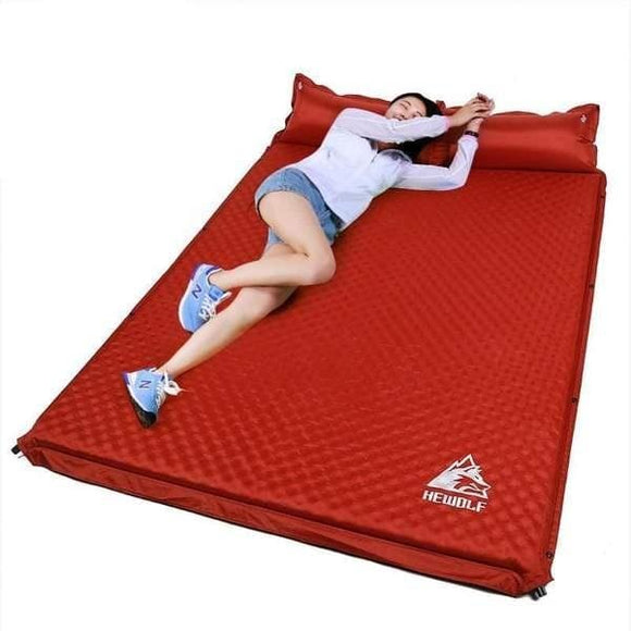 Automatic Inflatable Tent Pad