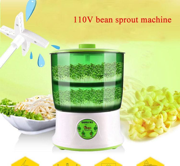 Automatic Intelligence Bean Sprouts Maker