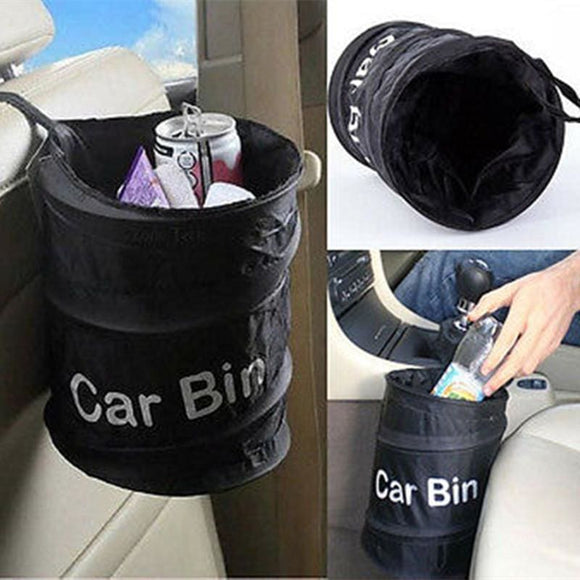 Car Wastebasket Trash Can