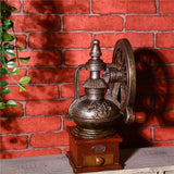 Coffee Grinder Retro Figurine