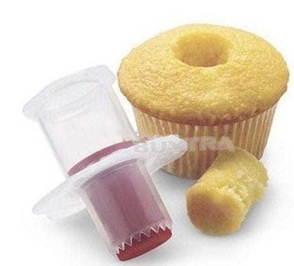 Cupcake Hole Corer and Plunger