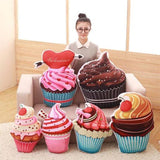 Cupcake Pillows