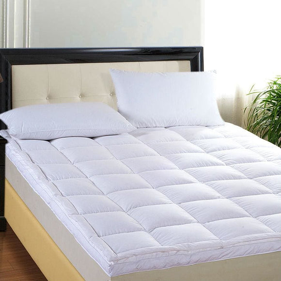 Deluxe Down Mattress Topper