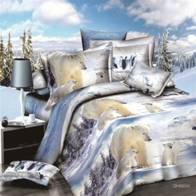 Duvet Cover 3D Bedding Set - smnhd201441 / Queen
