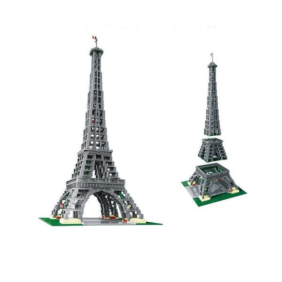 Eiffel Tower Building Blocks Set