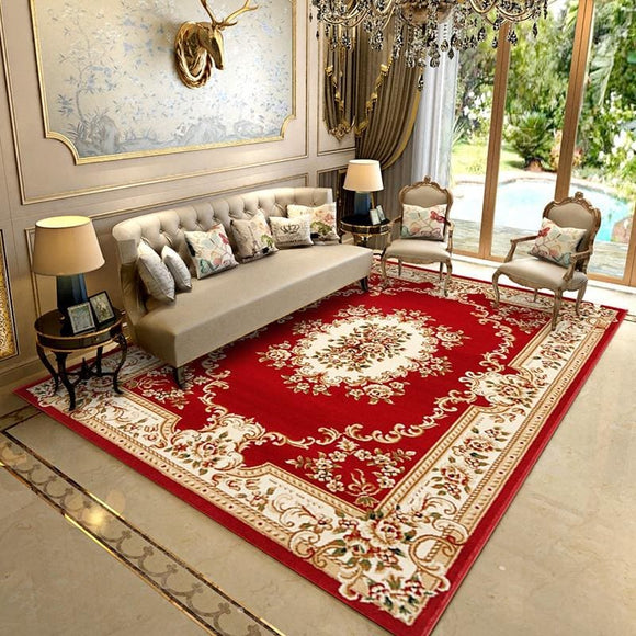 European Romantic Style Carpets
