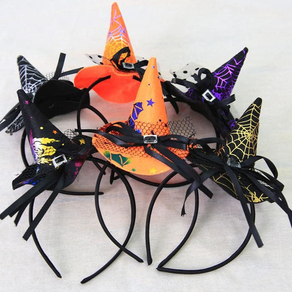 Fancy Halloween Fascinators