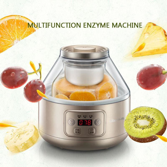 Fermentation And Enzyme Maker Machine