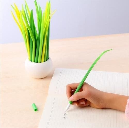 Grass Gel Pen - Gifts