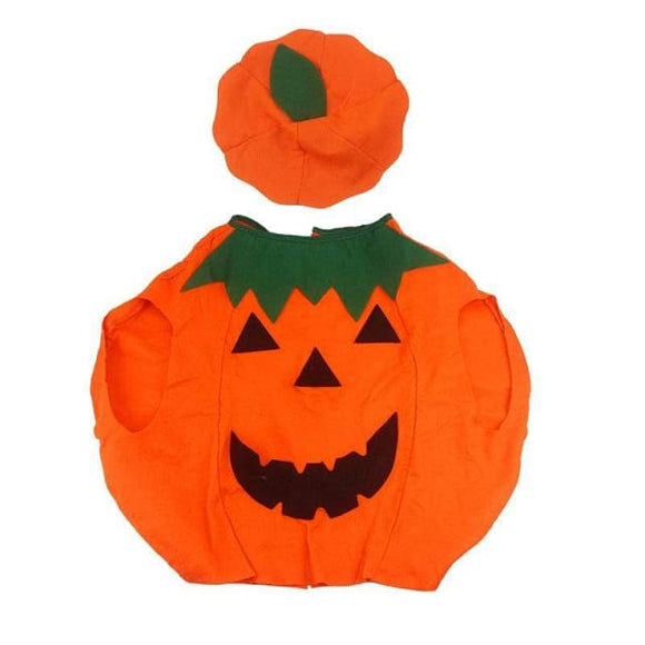 Halloween Pumpkin Suit - 2 Piece