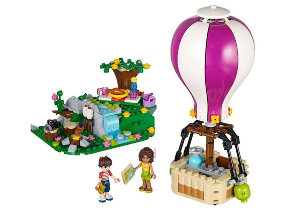 Hot Air Balloon Building Blocks Set