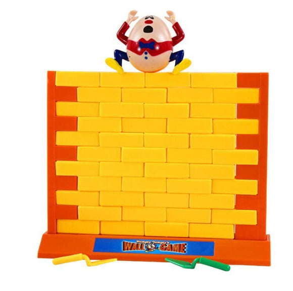 Humpty Dumptys Push Wall Game