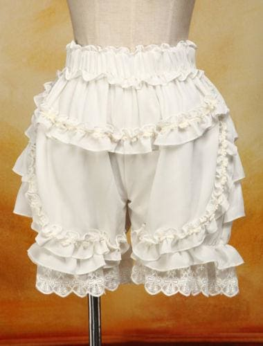 Lace Costume Bloomers