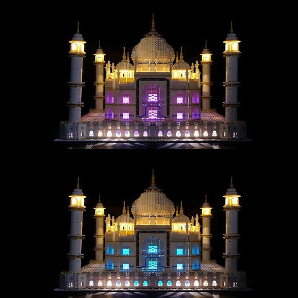 Led Light Kit For Taj Mahal Building Blocks Set