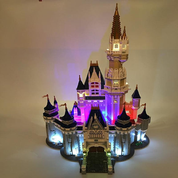 Led Light Up Kit - Queens Castle