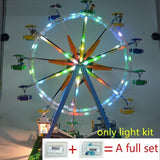 Light Up Kit For City Street Ferris Wheel
