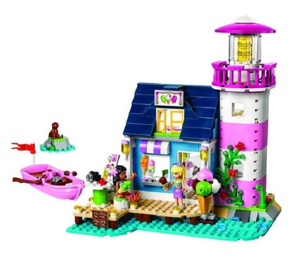 Lighthouse Building Blocks Set - Without Box