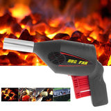 Manually BBQ Fan Air Blower
