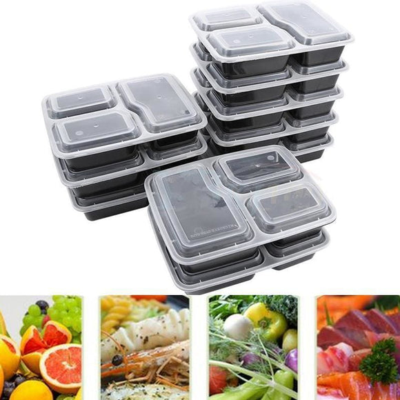Meal Container x 15 Pieces