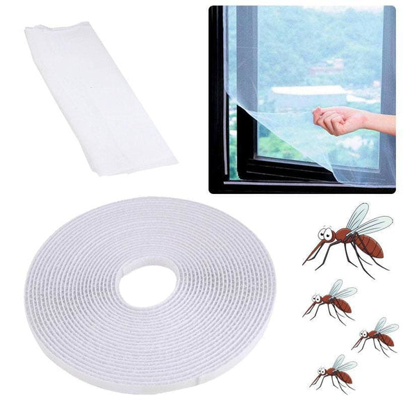 Mosquito Removable Window Screen Netting
