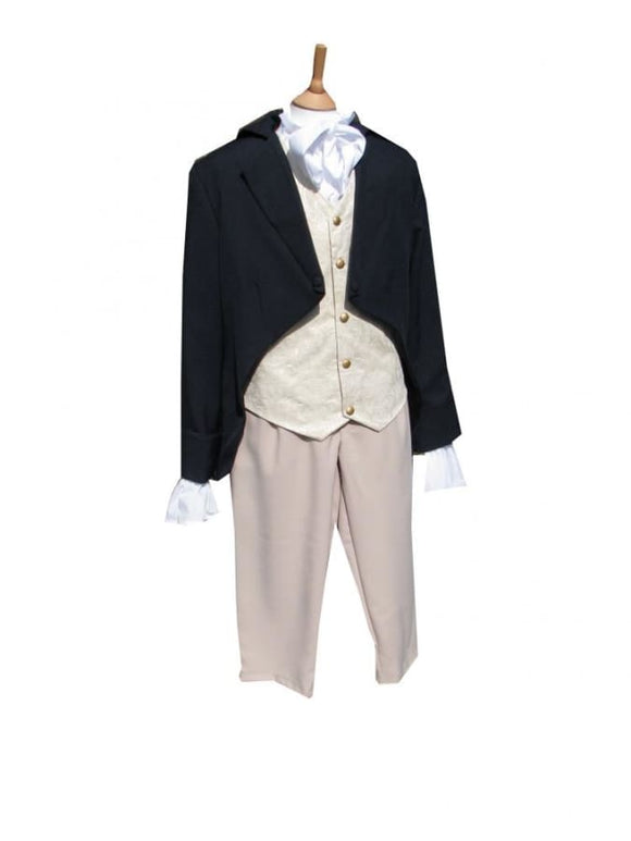 Mr. Darcy Deluxe Victorian Regency Costume