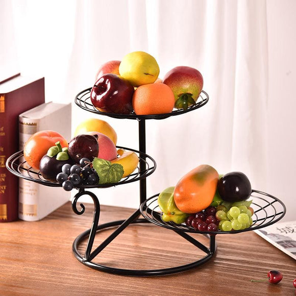 Multiple Level Fruit Basket