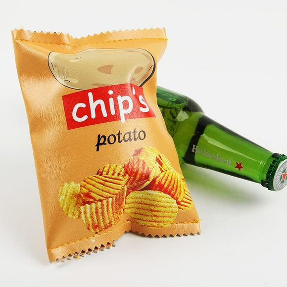 Pencil Case - Potato Chip
