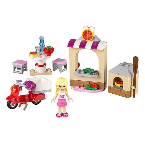 Pizza Picnic Building Blocks Set