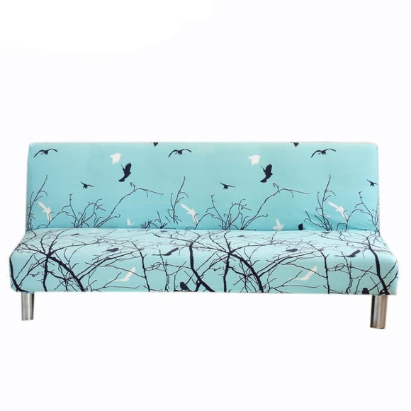 Print Sofa Cover (Without Arm)