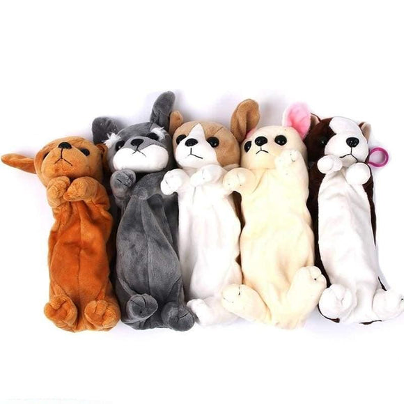 Puppy Plush Pencil Case
