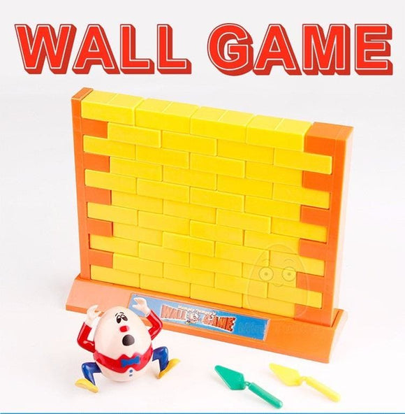Push Wall Board Game