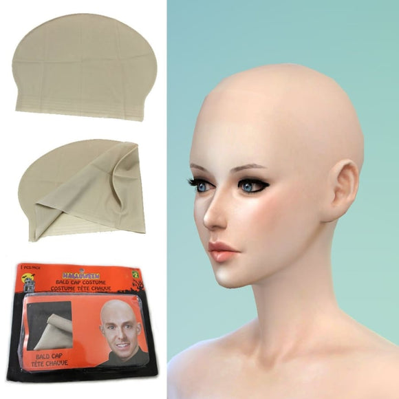 Reusable Skin Bald Cap