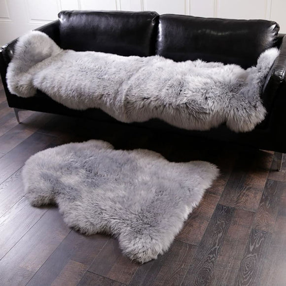 Sheepskin Faux Fur Cover