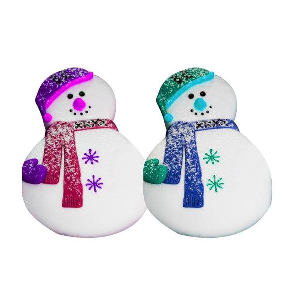 Snowman 3D Silicone Bakeware