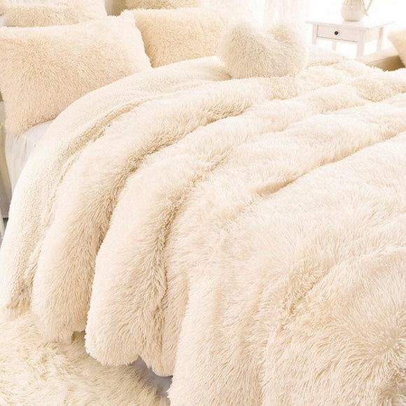 Super Soft Fluffy Throw Blanket