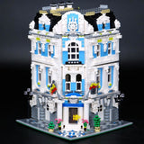 The Sunshine Hotel Building Blocks Set