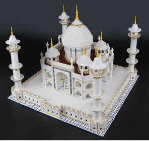 The Tai Mahal Model Building Blocks Set