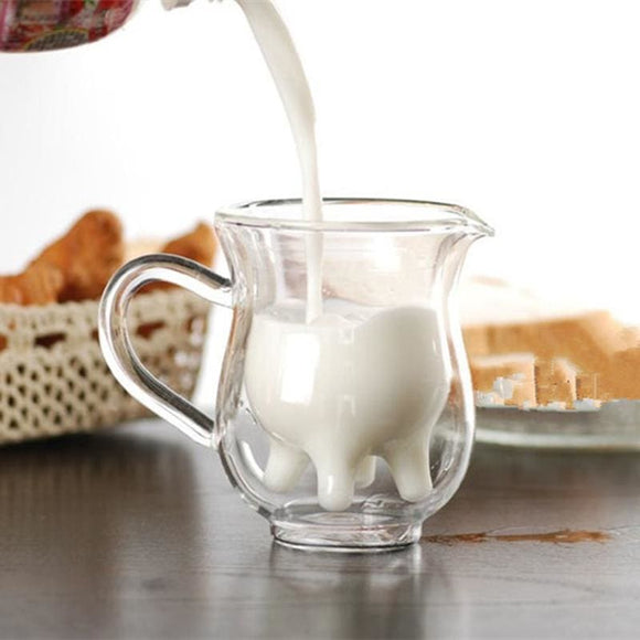 Transparent Udder Creamer