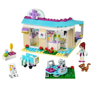 Vet Clinic Building Blocks Sets