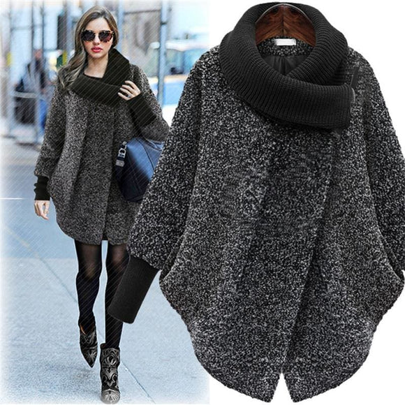 Warm Woolen Winter Coat